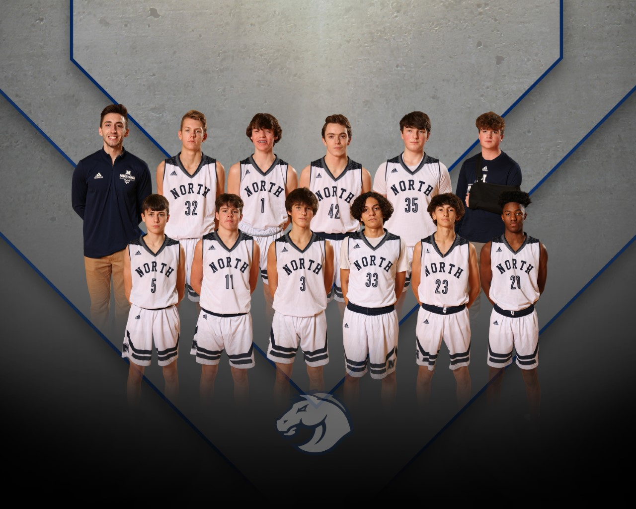 Blue Valley North Sophomore Boys Basketball
