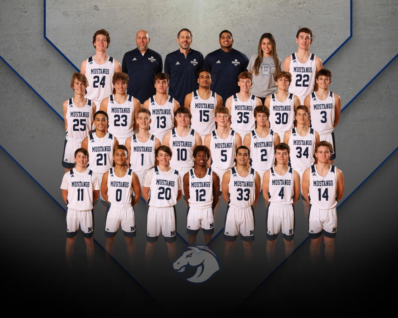 Blue Valley North Boys Basketball Varsity